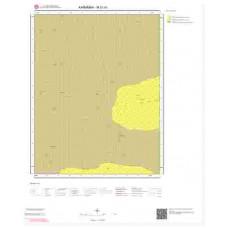 M31b1 Paftası 1/25.000 Ölçekli Vektör Jeoloji Haritası