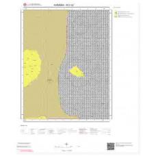 M31b2 Paftası 1/25.000 Ölçekli Vektör Jeoloji Haritası