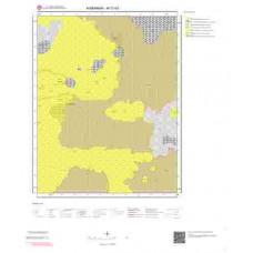M31b3 Paftası 1/25.000 Ölçekli Vektör Jeoloji Haritası