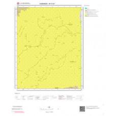 M31b4 Paftası 1/25.000 Ölçekli Vektör Jeoloji Haritası