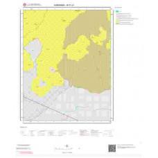 M31c1 Paftası 1/25.000 Ölçekli Vektör Jeoloji Haritası