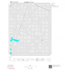 M31c4 Paftası 1/25.000 Ölçekli Vektör Jeoloji Haritası