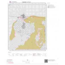 M31d1 Paftası 1/25.000 Ölçekli Vektör Jeoloji Haritası