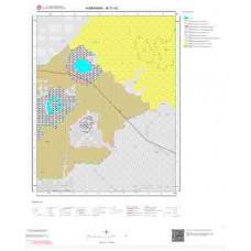 M31d2 Paftası 1/25.000 Ölçekli Vektör Jeoloji Haritası