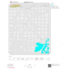 M31d3 Paftası 1/25.000 Ölçekli Vektör Jeoloji Haritası