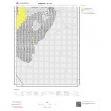 M32b4 Paftası 1/25.000 Ölçekli Vektör Jeoloji Haritası