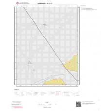 M32c1 Paftası 1/25.000 Ölçekli Vektör Jeoloji Haritası