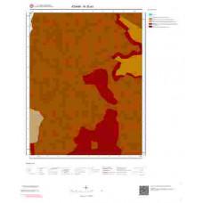 M 35-a3 Paftası 1/25.000 ölçekli Jeoloji Haritası