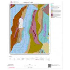 M 36-a1 Paftası 1/25.000 ölçekli Jeoloji Haritası