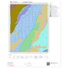 M 36-a2 Paftası 1/25.000 ölçekli Jeoloji Haritası