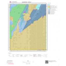 M 36-a3 Paftası 1/25.000 ölçekli Jeoloji Haritası