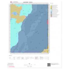 M 36-b1 Paftası 1/25.000 ölçekli Jeoloji Haritası