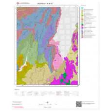 M 36-b2 Paftası 1/25.000 ölçekli Jeoloji Haritası