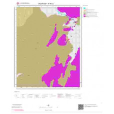 M 36-c2 Paftası 1/25.000 ölçekli Jeoloji Haritası