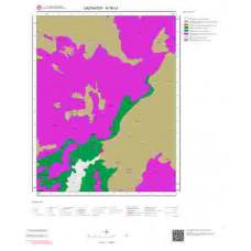 M 36-c3 Paftası 1/25.000 ölçekli Jeoloji Haritası