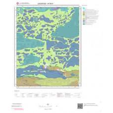 M38b4 Paftası 1/25.000 Ölçekli Vektör Jeoloji Haritası