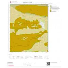 M38d2 Paftası 1/25.000 Ölçekli Vektör Jeoloji Haritası