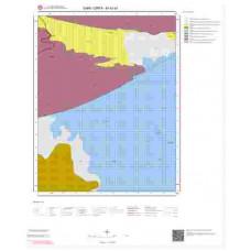 M40a1 Paftası 1/25.000 Ölçekli Vektör Jeoloji Haritası