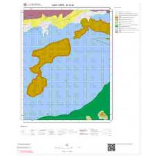 M40a2 Paftası 1/25.000 Ölçekli Vektör Jeoloji Haritası