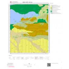 M40a3 Paftası 1/25.000 Ölçekli Vektör Jeoloji Haritası