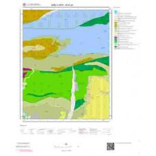 M40a4 Paftası 1/25.000 Ölçekli Vektör Jeoloji Haritası