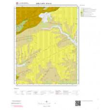 M40b3 Paftası 1/25.000 Ölçekli Vektör Jeoloji Haritası