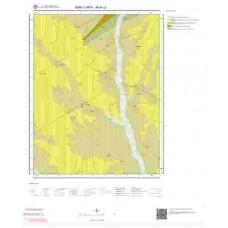 M40c1 Paftası 1/25.000 Ölçekli Vektör Jeoloji Haritası