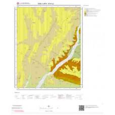M40c2 Paftası 1/25.000 Ölçekli Vektör Jeoloji Haritası