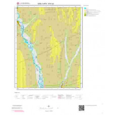 M41a3 Paftası 1/25.000 Ölçekli Vektör Jeoloji Haritası