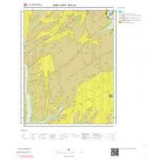 M41a4 Paftası 1/25.000 Ölçekli Vektör Jeoloji Haritası