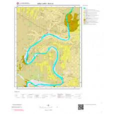 M41b3 Paftası 1/25.000 Ölçekli Vektör Jeoloji Haritası
