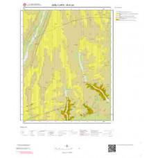M41b4 Paftası 1/25.000 Ölçekli Vektör Jeoloji Haritası
