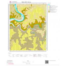 M41c2 Paftası 1/25.000 Ölçekli Vektör Jeoloji Haritası