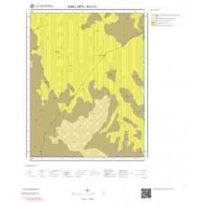 M41c3 Paftası 1/25.000 Ölçekli Vektör Jeoloji Haritası