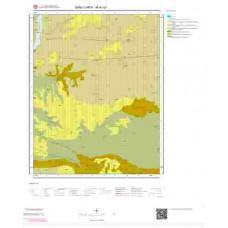M41d1 Paftası 1/25.000 Ölçekli Vektör Jeoloji Haritası