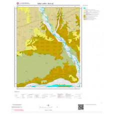 M41d2 Paftası 1/25.000 Ölçekli Vektör Jeoloji Haritası