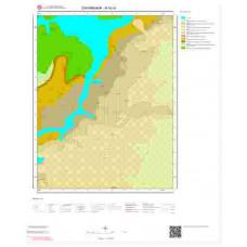 M42a1 Paftası 1/25.000 Ölçekli Vektör Jeoloji Haritası
