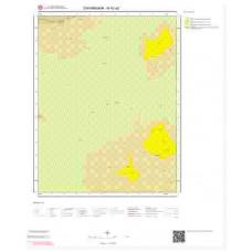 M42a2 Paftası 1/25.000 Ölçekli Vektör Jeoloji Haritası