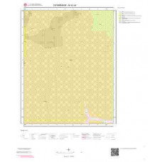 M42a4 Paftası 1/25.000 Ölçekli Vektör Jeoloji Haritası