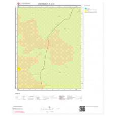 M42b1 Paftası 1/25.000 Ölçekli Vektör Jeoloji Haritası