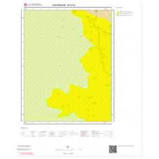 M42b2 Paftası 1/25.000 Ölçekli Vektör Jeoloji Haritası