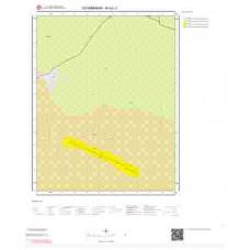 M42c1 Paftası 1/25.000 Ölçekli Vektör Jeoloji Haritası