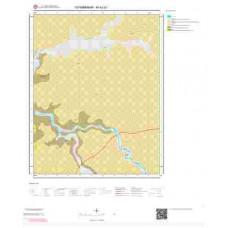 M42d1 Paftası 1/25.000 Ölçekli Vektör Jeoloji Haritası