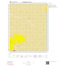 M42d3 Paftası 1/25.000 Ölçekli Vektör Jeoloji Haritası