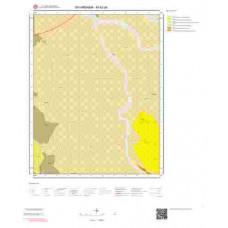 M42d4 Paftası 1/25.000 Ölçekli Vektör Jeoloji Haritası