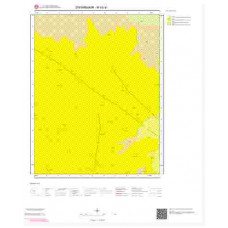 M43a1 Paftası 1/25.000 Ölçekli Vektör Jeoloji Haritası