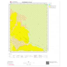 M43a2 Paftası 1/25.000 Ölçekli Vektör Jeoloji Haritası
