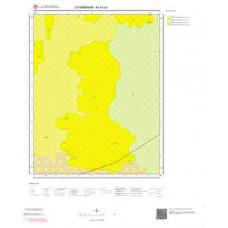 M43a3 Paftası 1/25.000 Ölçekli Vektör Jeoloji Haritası