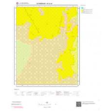 M43a4 Paftası 1/25.000 Ölçekli Vektör Jeoloji Haritası