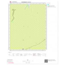 M43b2 Paftası 1/25.000 Ölçekli Vektör Jeoloji Haritası
